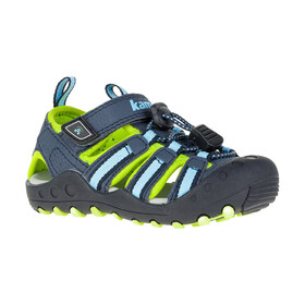 Kamik Crab Sandals Children green/blue